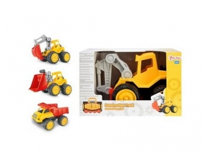 Builders - Samochód budowlany MIX