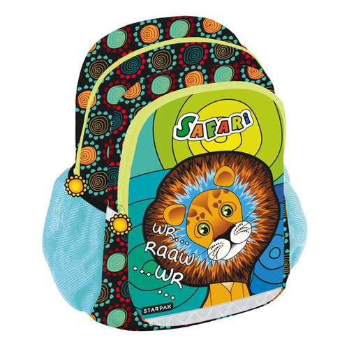 Plecak szkolny Safari