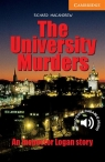 The University Murders Level 4 MacAndrew Richard