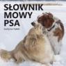 Słownik mowy psa Fałek Justyna