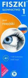 FISZKI język rosyjski Słownictwo 1 poziom podstawowy