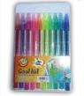 Długopisy Beifa wmz 10 kolorów etui AA934W-10 Bf