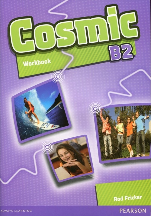 Cosmic B2 Workbook + CD - Fricker Rod - książka