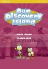 Our Discovery Island GL 2 (PL 3) Space Island Flashcards