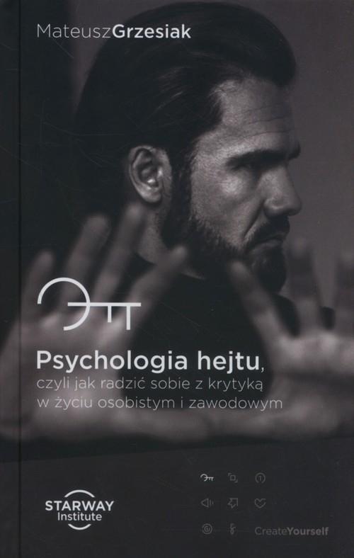 Psychologia hejtu Grzesiak Mateusz