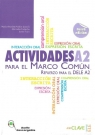 Actividades para el MCER A2 Książka + CD