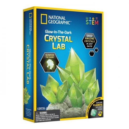National Geographic Laboratorium do hodowli kryształu świecącego w ciemności - Dostępność 13/09