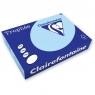 Papier kolorowy Trophee kolorowy A4 - jasno niebieski 160 g (xca41106)