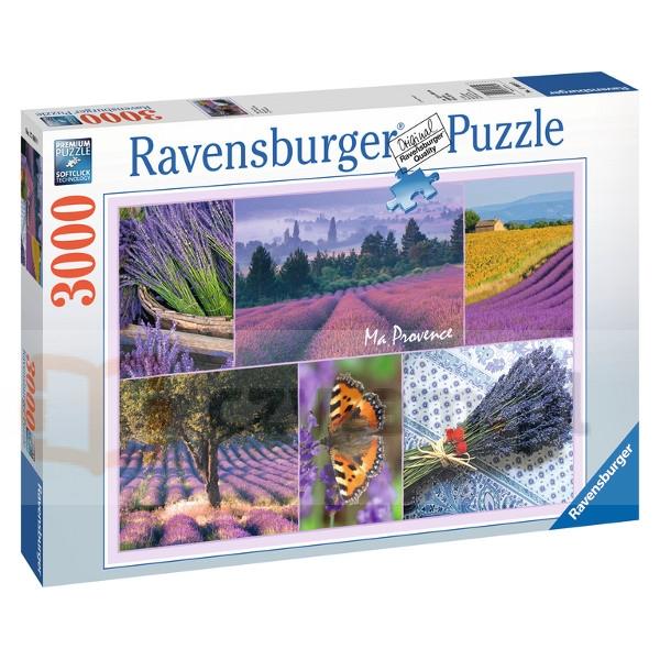 Puzzle 3000: Moja Prowansja (170609)