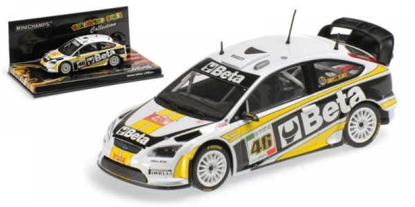 Ford Focus Rally Beta #46