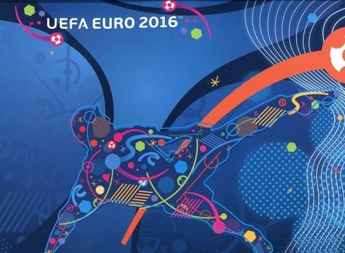 Podkład laminowany UEFA EURO 2016
