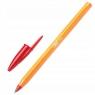 Długopis BIC Orange Fine - czerwony
