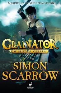 Gladiator W służbie Cezara Scarrow Simon