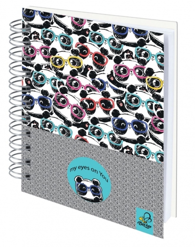 Notes Ev-corp fashion a6 spirala A6 krata (2609)