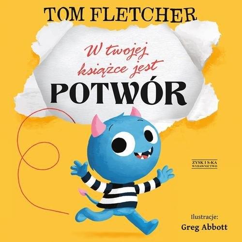 W twojej książce jest potwór Fletcher Tom