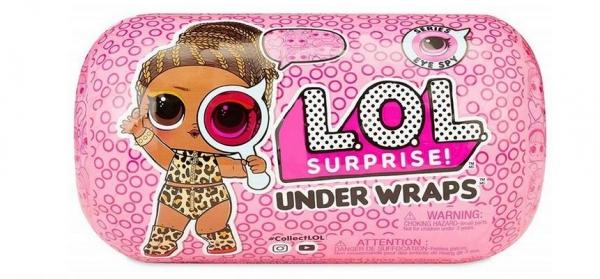 L.O.L Surprise Under Wraps