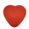 Balony serca CR 28cm. czerwone 25szt.  /0837-001/