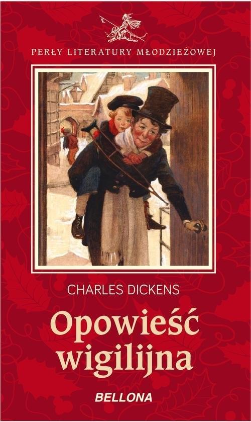 Opowieść wigilijna Dickens Charles