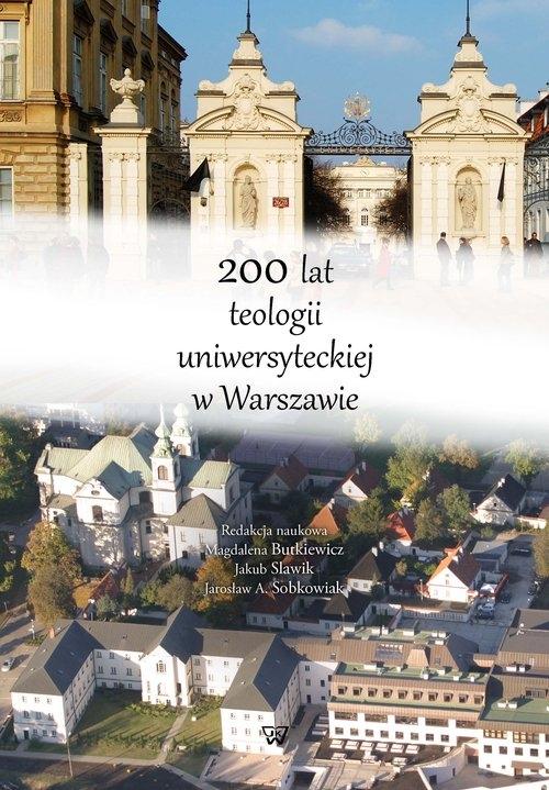 200 lat teologii uniwersyteckiej w Warszawie