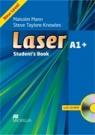 Laser A1+. Podręcznik + CD. Język angielski Malcolm Mann, Steve Taylore-Knowles