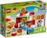 LEGO Duplo: Pizzeria (10834)<br />Wiek: 2+