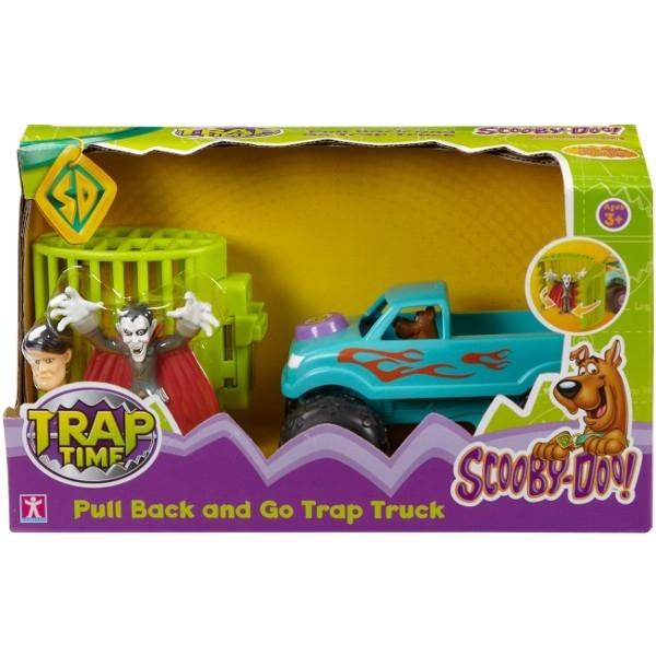 SCOOBY DOO Pojazd z figu rkami trap-time