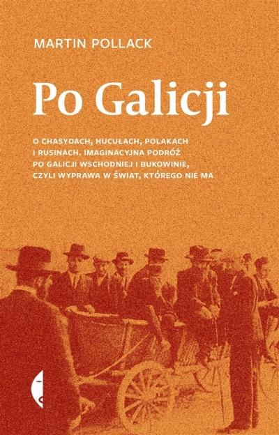 Po Galicji. O chasydach, Hucułach, Polakach i ... Martin Pollack