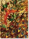 Notatnik zamykany Szkło Barwione (6610)