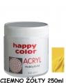 Farba akrylowa 250ml słonecznikowy (7370 0250-16)