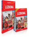 Lizbona light przewodnik + mapa explore guide! light Andrasz Janusz
