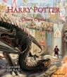 Harry Potter i Czara Ognia. Tom 4 (wydanie ilustrowane)