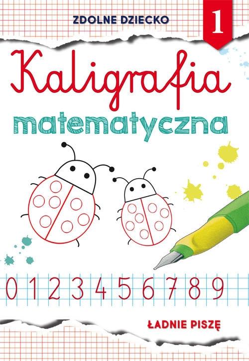 Kaligrafia matematyczna 1 Guzowska Beata