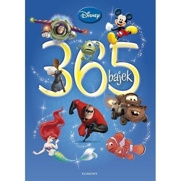 EGMONT KLasyczne Filmy Disneya 365 Bajek