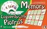 Logopedyczny Piotruś/Memory - Zestaw II, 8 talii kart