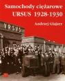 Samochody ciężarowe Ursus 1928-1930