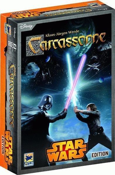 Carcassonne - Star Wars (Uszkodzone opakowanie)