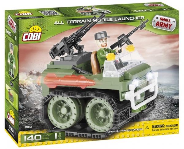 Cobi: Mała Armia. Pojazd gąsienicowy - 2161