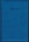 Kalendarz 2014 A5 21D Turkus dzienny