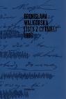 Bronisława Waligórska Listy z Cytadeli Rudaś-Grodzkiej Monika