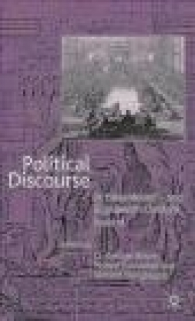 Political Discourse in Seventeenth and Eighteenth-century Ireland Vincent Geoghegan, Robert Eccleshall, George Boyce