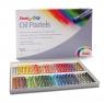 Kredki Pastele PENTEL PHN50, 50 kolorów