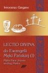 Lectio Divina 9 Do Ewangelii Męki Pańskiej 1