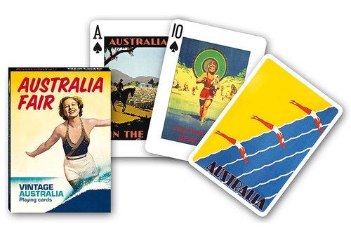 Karty Australia Fair, 1 talia