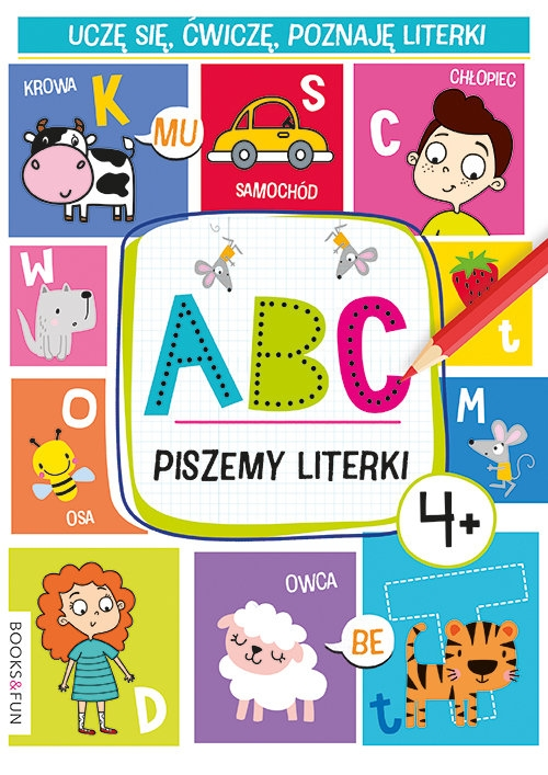 ABC piszemy literki
