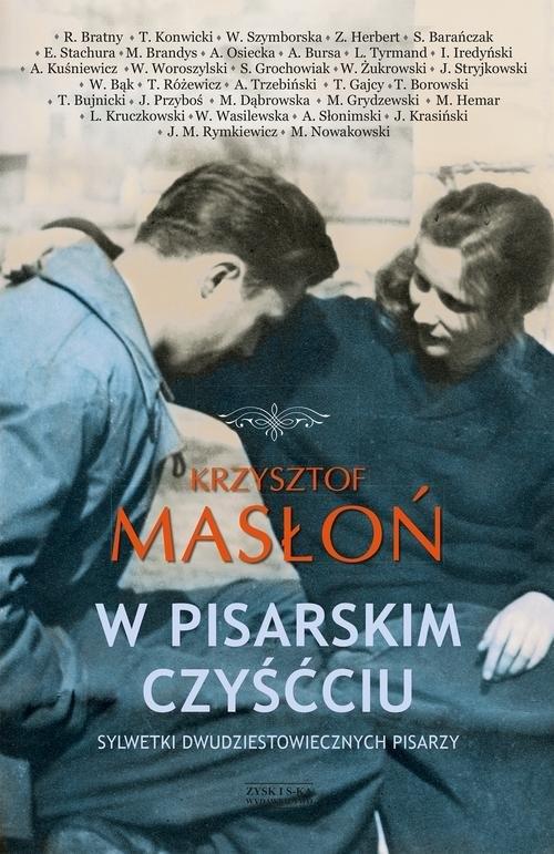 W pisarskim czyśćcu Masłoń Krzysztof