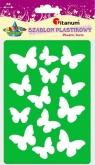 Szablon A6 plastikowy 22933 motyle