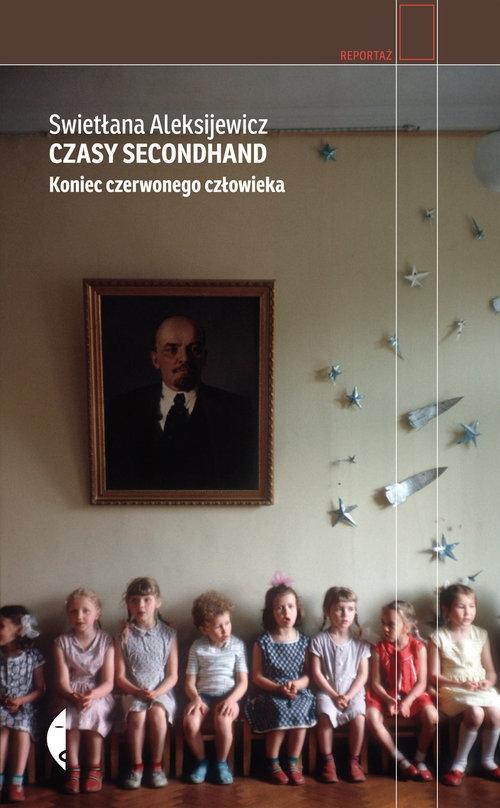 Czasy secondhand Swietłana Aleksijewicz