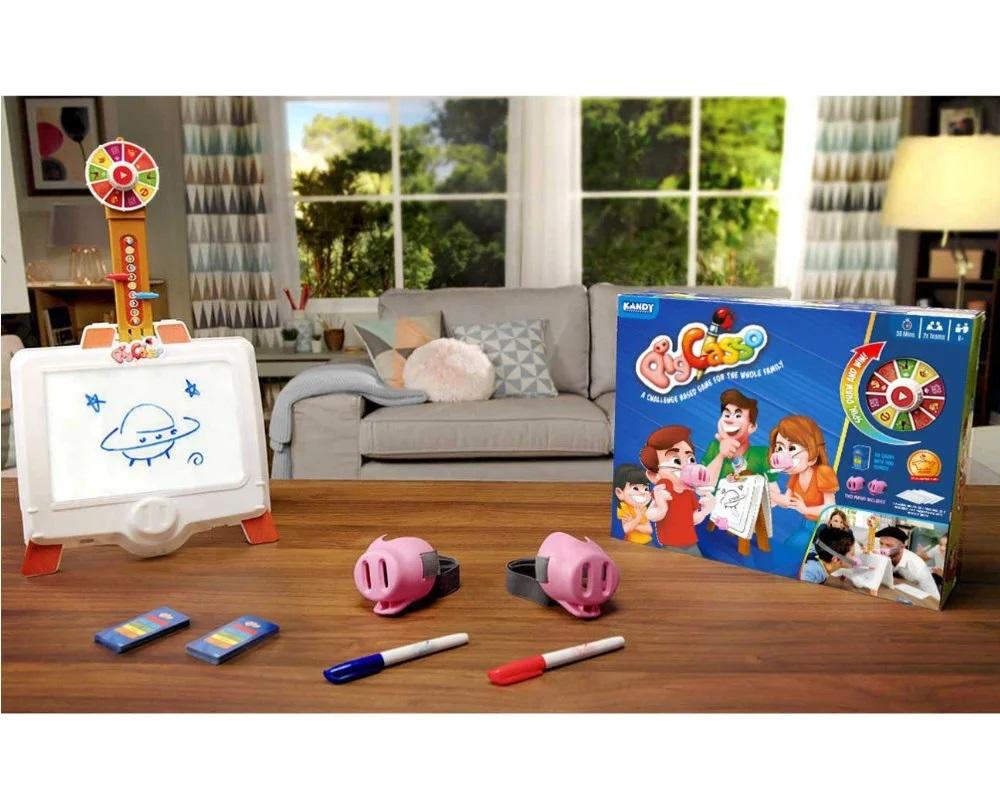 Pigcasso - kreatywna gra familijna (EP03861)