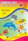 Angielski dla dzieci 6-8 lat Ćwiczenia wiosna + Ćwiczenia lato