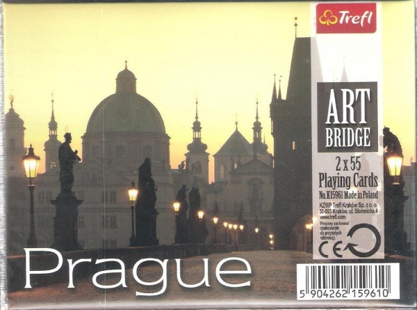 Karty - Art Bridge - Prague (15961)